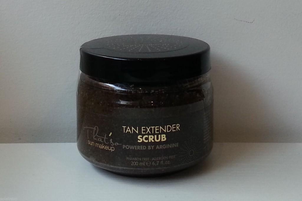 THATSO-TAN-EXTENDER-SCRUB-PER-PROLUNGARE-LABBRONZATURA-200ml-321594405577